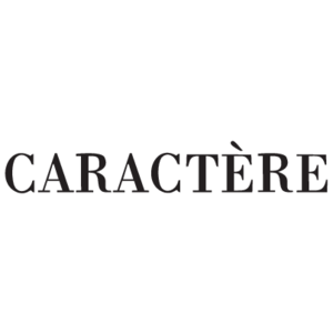 Logo Caractere